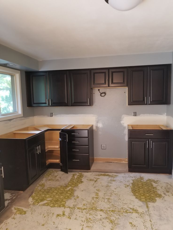 Lowes Kitchen island Cabinets 2020 in 2020 | Kitchen ...