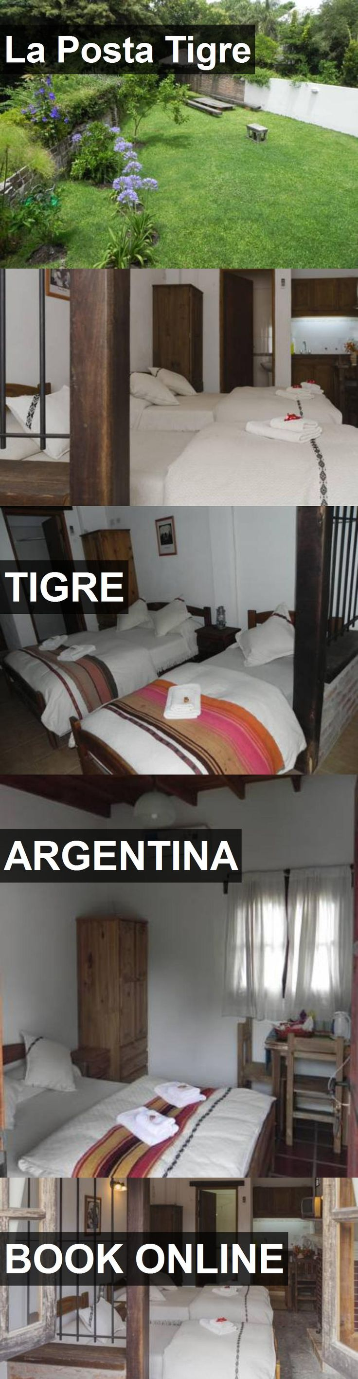 Hotel La Posta Tigre in Tigre, Argentina. For more information, photos, reviews and best prices please follow the link. #Argentina #Tigre #travel #vacation #hotel
