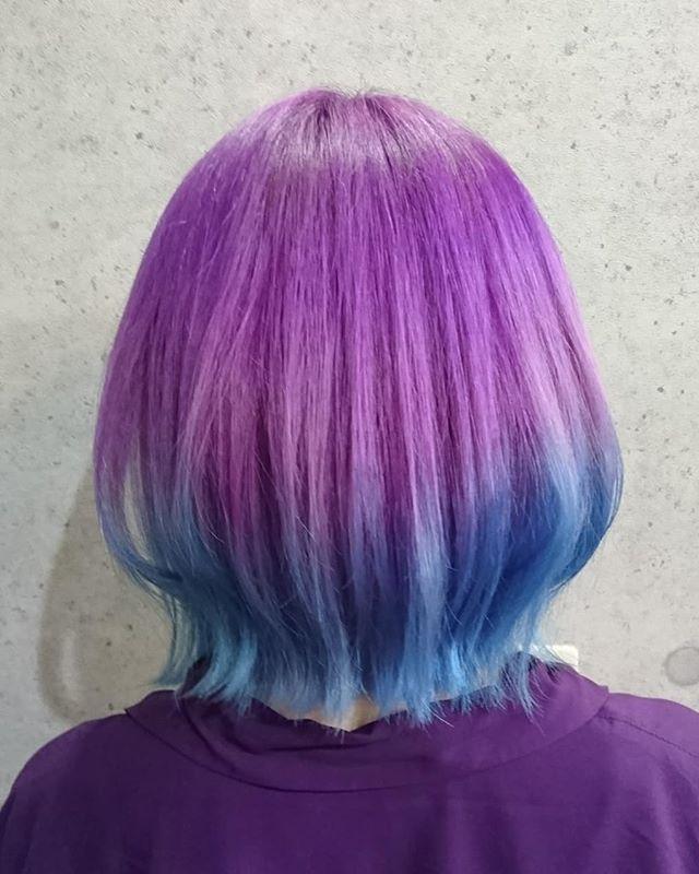 Dm 紫 インスタ