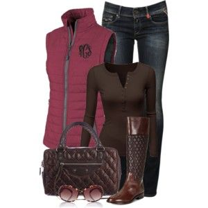 I dress like this, but in cooler tones