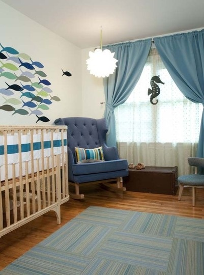 126 Best Under The Sea Nursery Images On Pinterest Beach Cottages Child Room And