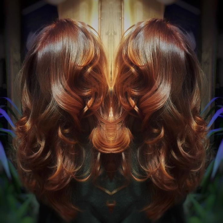 Auburn Reflections. #jamesb #hair #bristol #olaplex #joico #ginger #auburn #copperhair #redhair #longhair #shiny #shine #healthyhair #modernsalon #behindthechair #hairbesties #bristol247 #igersbristol #igers