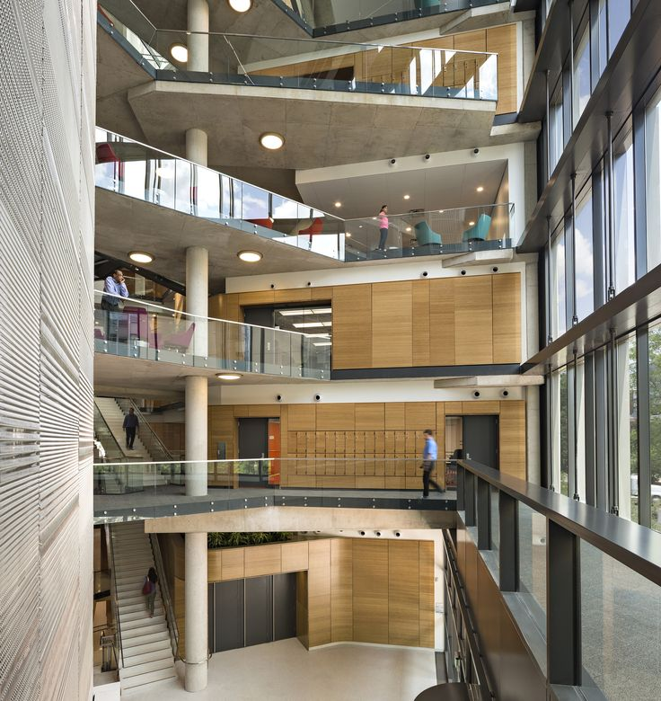 Gallery - Milken Institute School of Public Health / Payette - 6