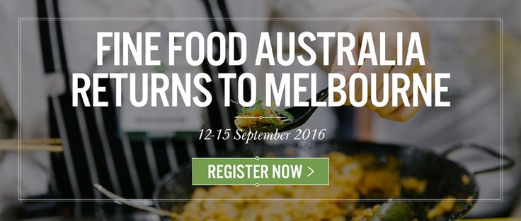 Fine Food Australia, the leading trade exhibition for the foodservice, hospitality and retail industries, opens in Melbourne next month...https://australianqualificationtraining.com.au/