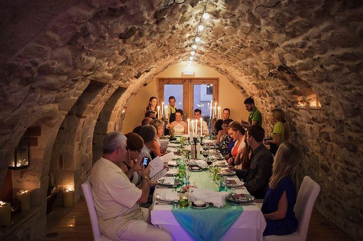 Private Reception - Avli wine cellar- Rethymno - Crete