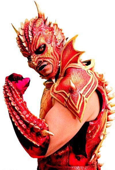 Drago lucha underground