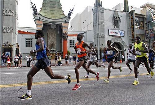 2010 Los Angeles Marathon