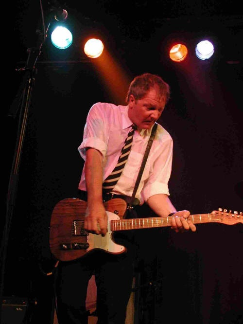 Dr Feelgood from UK live in Austria, Rankweil - keep on rockin`