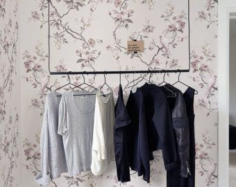 Chinoiserie behang, verwisselbare behang, Chinoiserie kunst, Peel en stick muur muurschildering, stijlvolle, bloemen behang, muurschilderingen #42