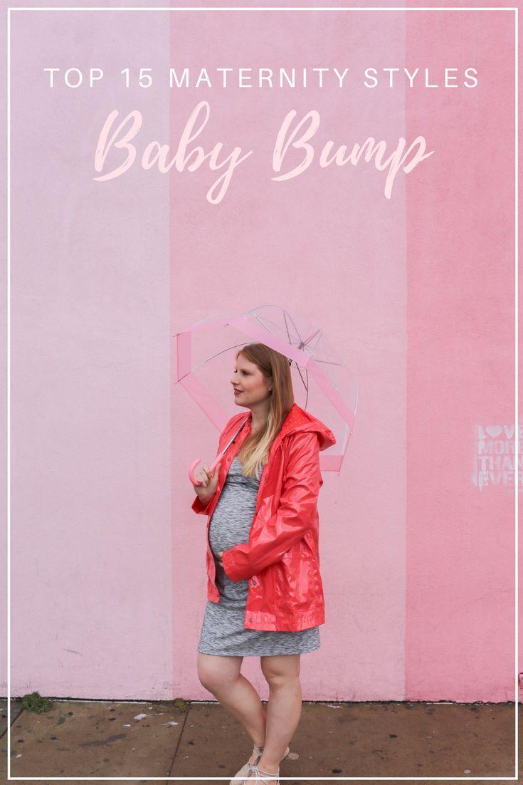 1b663972ec813 Gennifer Rose - My Top 15 Maternity Styles #babybump #maternity  #maternityphotography