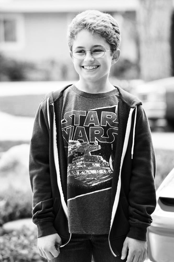 Adam goldberg-  sean giambrone, he may be 15 but i think he is attractive