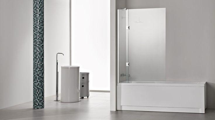 IT360 Linha LEVE Com portas dobradiças Um painel fixo e uma porta de abrir. Painéis em vidro temperado de 6mm  Perfis em alumínio cromado. Altura standard: 1500mm  Mais informações: http://www.italbox.pt/pt/produtos/paineis-de-banheira/portas-dobradi-as-138/todos/it360  #paineisdebanheira #italbox #waterprotect #bathpannels  FB: https://www.facebook.com/ItalboxPT/ ISSUU:  https://issuu.com/italbox-waterprotect/docs/it360