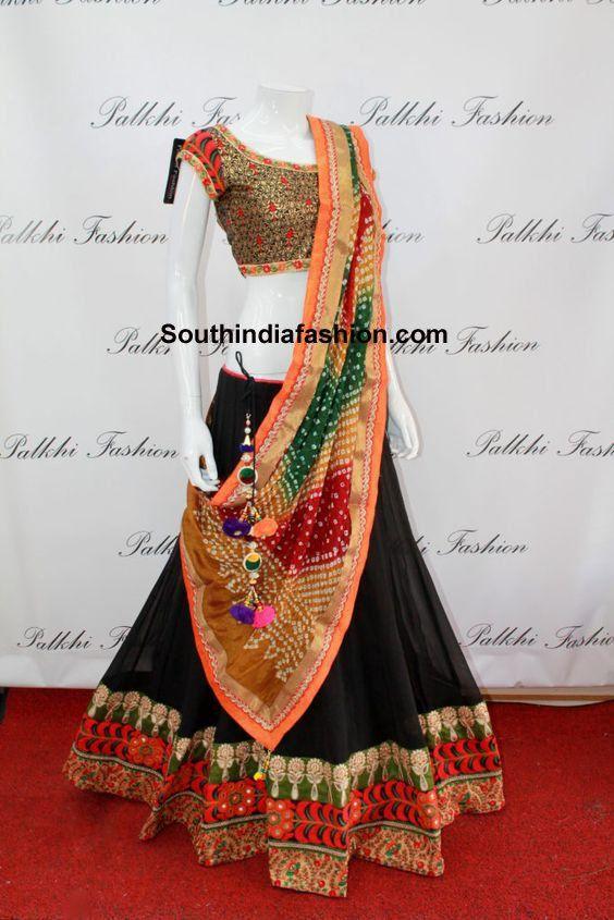 13 Amazing Navratri Dandiya Lehenga Choli Designs Indian