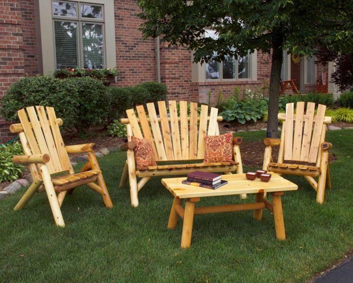 Massive Gartenmöbel aus dauerhaftem und wetterfestem Teakholz. Verschiedene Modelle für jeden Garten und jeden Geschmack!