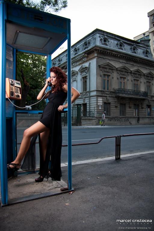 La pozat pe Calea Victoriei | Marcel Cristocea Photography
