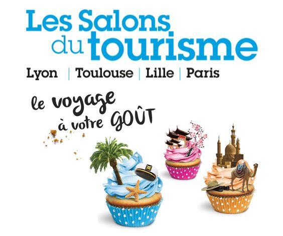 Voici un bon plan pour obtenir une invitation gratuite pour le Salon du Tourisme de Lille, Toulouse, Lyon et Paris. Il suffit simplement de télécharger une invitation. Pour info, ce bon plan marche aussi pour le Salon des Séniors.