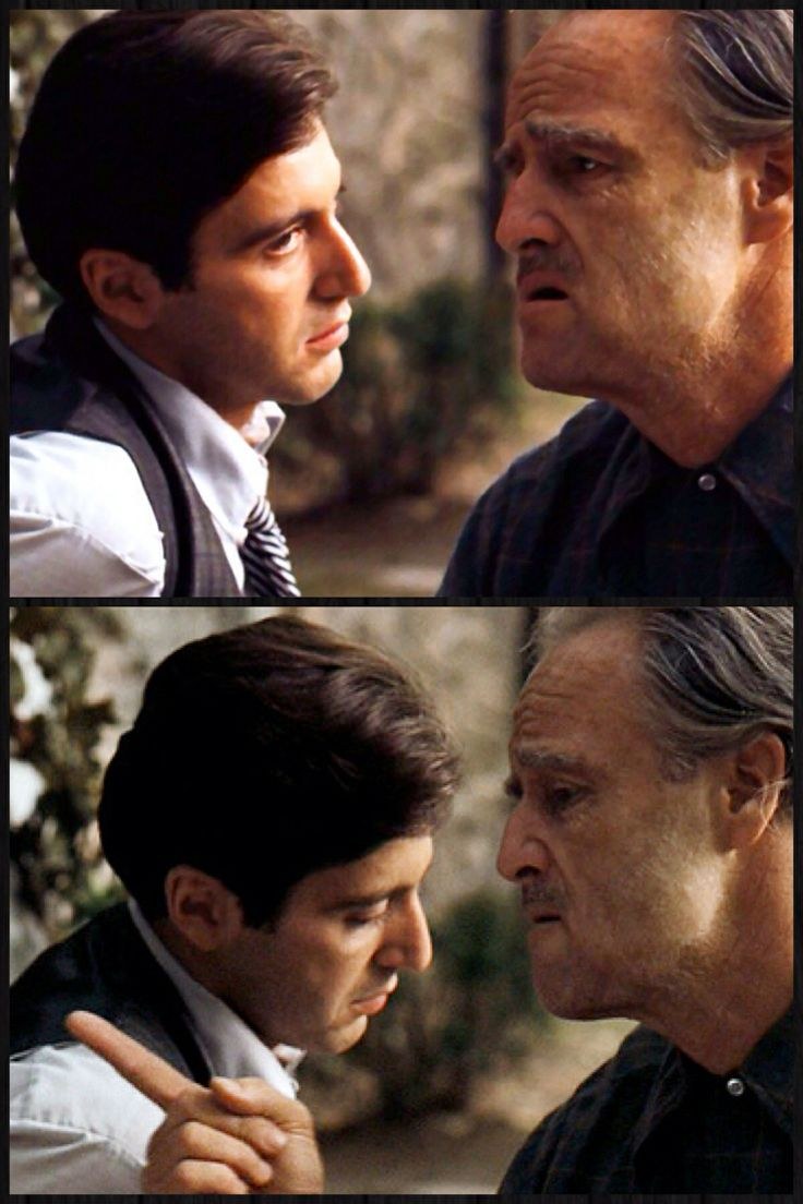 """Barzini will move against you first. He'll set up a meeting with someone that you absolutely trust,guaranteeing your safety. And at that meeting, you'll be assassinated. Now listen. Whoever comes to you with this Barzini meeting, he's the traitor. Don't forget that."" - Vito Corleone. The Godfather"