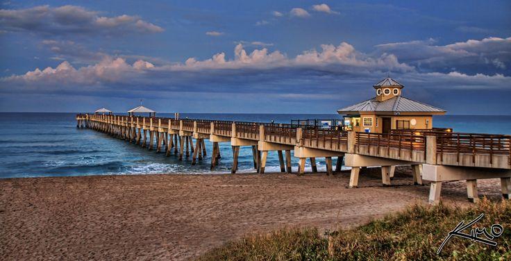 Juno Beach, Florida - March 2011 & 2012