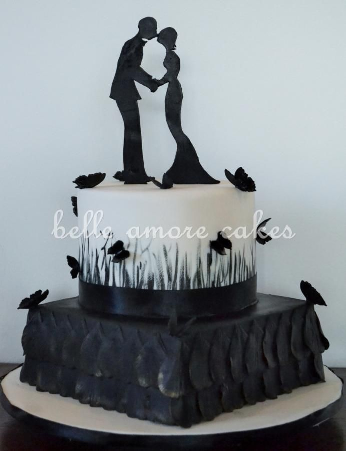 give me the wedding cake 1000 images about cakes black amp white 2 on 14707