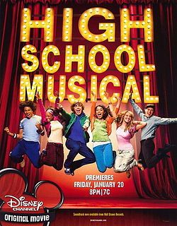 """""""'High School Musical' is a 2006 American teen/romantic comedy musical television film and the first installment in the 'High School Musical' trilogy. The trilogy was directed by Kenny Ortega, who is also famous for directing 'Hocus Pocus'. Upon its release on January 20, 2006, it became the most successful film that [DCOM] ever produced, with a television sequel, 'High School Musical 2', released in 2007 and the feature film, 'High School Musical 3: Senior Year'..."""""""