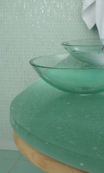Glass Surfaces By Interstyle Ceramic + Glass