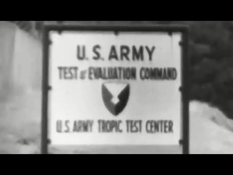 """Water Purification: """"Mobile Ion Exchange Unit"""" 1967 US Army; from R&D Progress Report No. 10 https://www.youtube.com/watch?v=QDdUSFJGfr0 #water #desalination #purifier"""