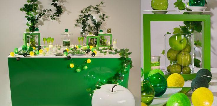 Vert - Scénographie Carine Pinon, photographie Alexis Boullay