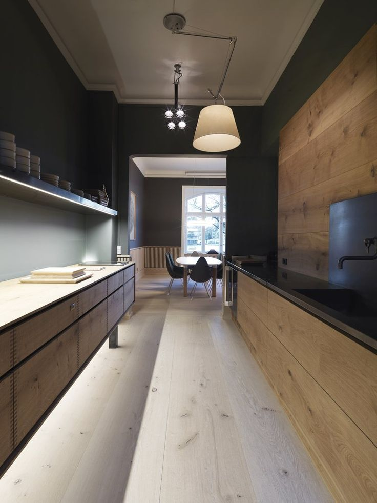 Dinesens showroom, Copenhagen, 2014 - OeO #kitchen