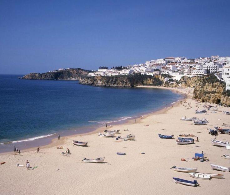 Praia dos Pescadores, Albufeira. Algarve, Portugal