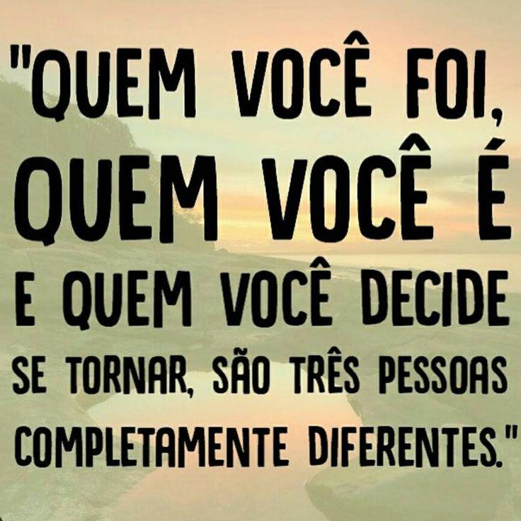 """27 curtidas, 1 comentários - Psicóloga Rafaella Dias (@psicologa_rafaella_dias) no Instagram: """"Totalmente diferentes... não adianta tentar comparar...Faça algo pra que a pessoa que você decidiu…"""""""