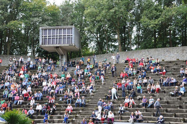 Lichtenberg openlucht theater Weert (september 2013)