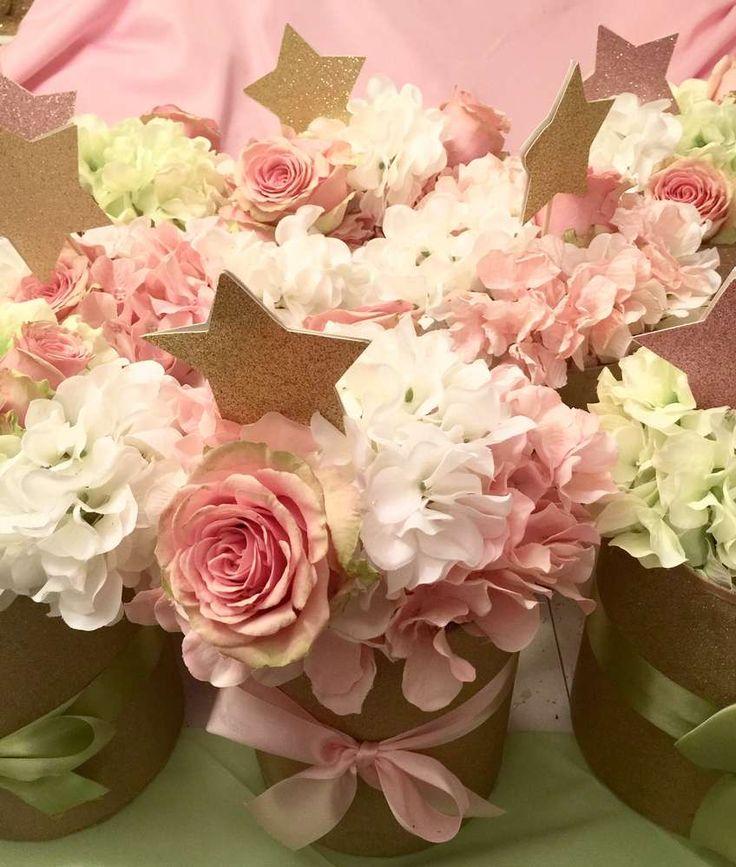 286 best images about party centerpieces on pinterest for Flower arrangements for parties
