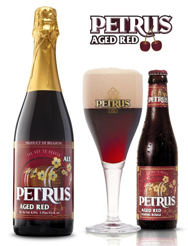 2015 Advent Beer: Petrus Aged Red