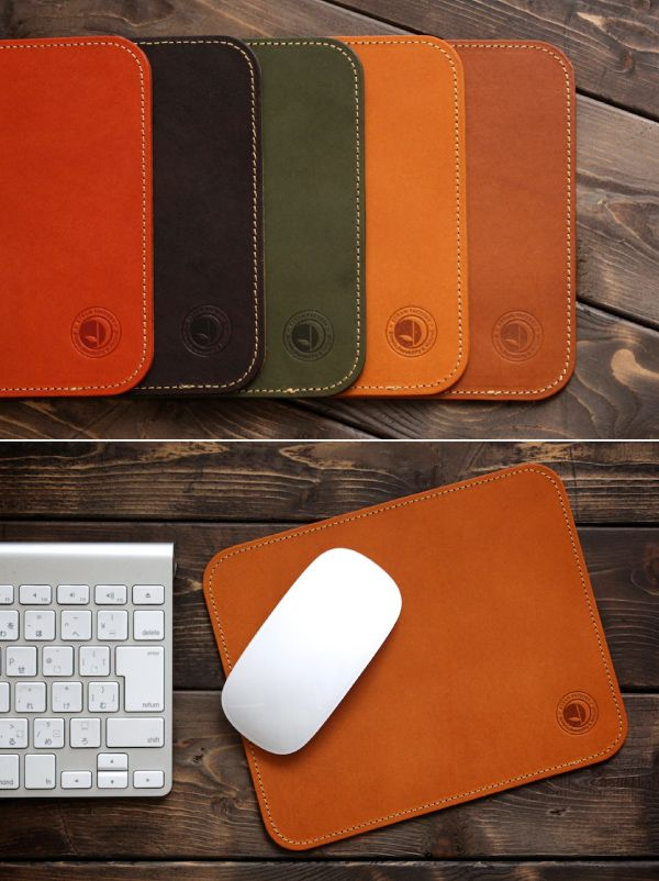 Leather Mouse Pad   Duram Factory