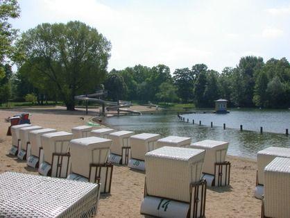 Freibad Orankesee :: Schwimmbad - Berlin.de