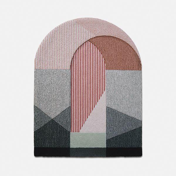 Tapis graphiques  MilK decoration