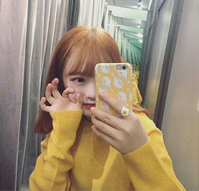 Pin De Daime Em Mirror Selfies Ulzzang Girl Cute Korean
