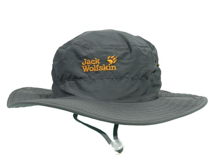 Jack Wolfskin Hiking Hat Gray 1574
