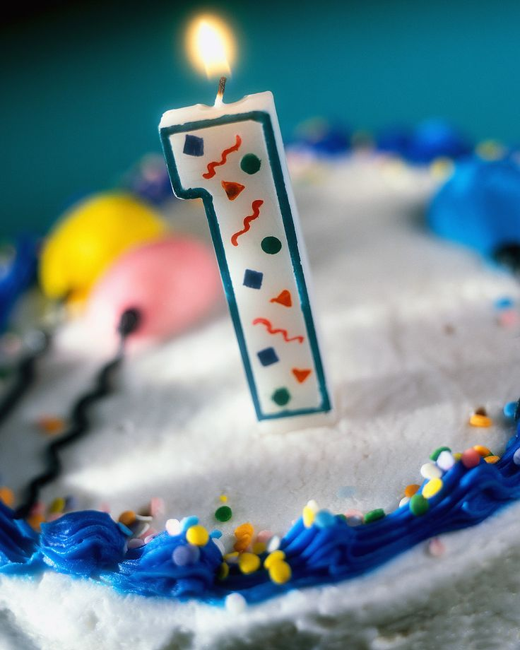 Milestones: The Birthday Time Capsule - Great way to celebrate your child's first (or later!) birthday