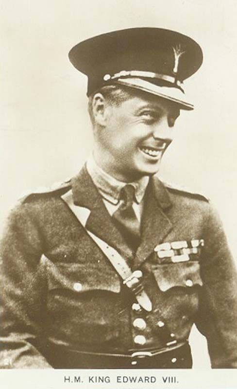 Edward VIII (1936 AD)