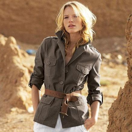 La Redoute Safari Jacket