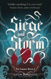 The Siege and Storm (häftad)