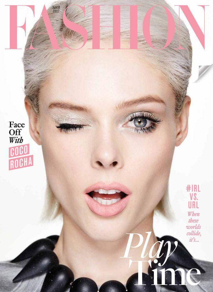 Fashion magazine april 2017 by Belén Rosas - issuu