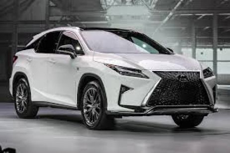 2017 Lexus RX Price and Release date