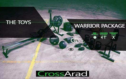 """O parte din echipament.  """"People come in asking """"Where are all the machines?"""" I tell them """"We ARE the machines!"""" """"  #crossarad #newconcept #gym #fit #intense #varied #functional"""