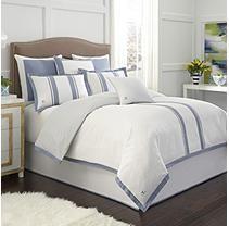 J.R. London Wh Full Comforter Set