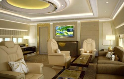 Most Expensive Private Jets in the World: Boeing 747-81 VIP owned by Joseph Lau – $153 million
