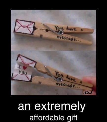 Super cute valentine DIY :)