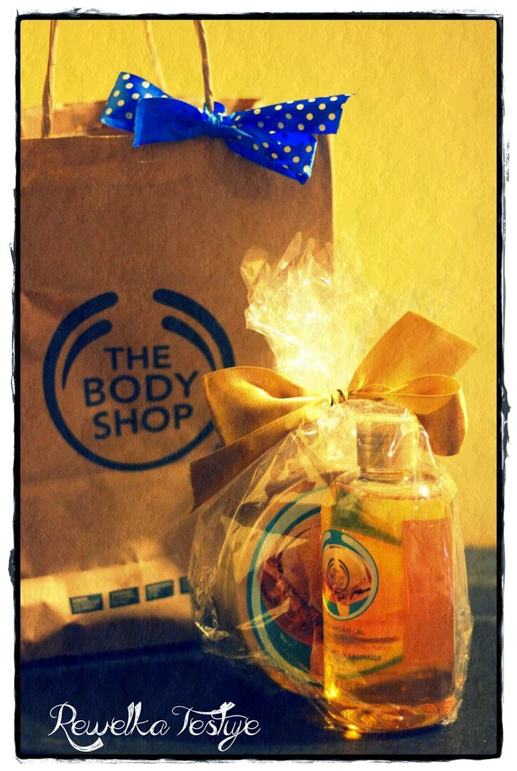 Rewelka Testuje: The body shop