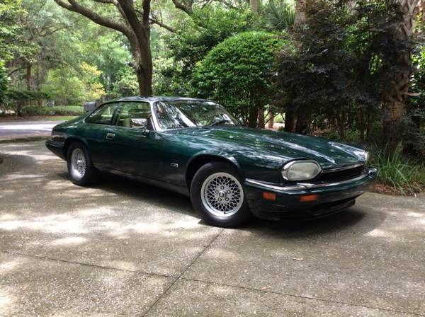 1994 Jaguar XJS Coupe $8,000 - Charleston, SC #ForSale # ...